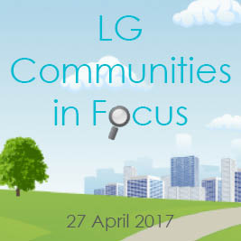 LG Communities in Focus