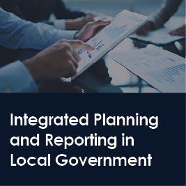 Integrated Planning and Reporting One Week Intensive
