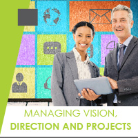 Managing Vision, Direction and Projects