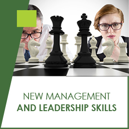 New Management and Leadership Skills Training