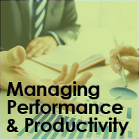 Managing Performance and Productivity