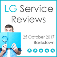 LG Service Reviews