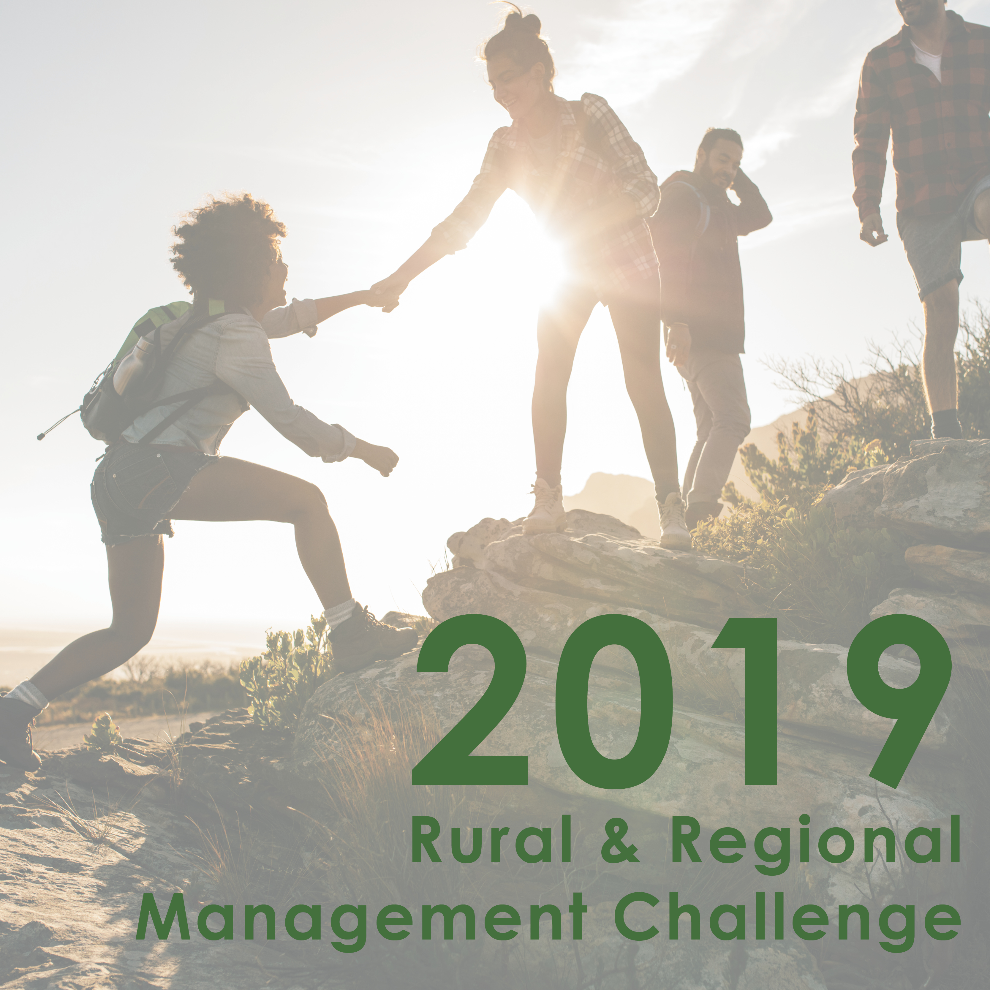 Rural and Regional Management Challenge