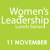 LG Women's Leadership Lunch Series - May 2017